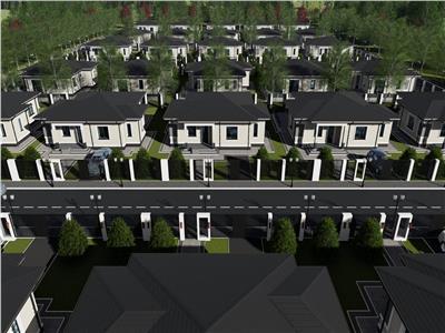 Casa 2 camere cu terasa+ gradina!